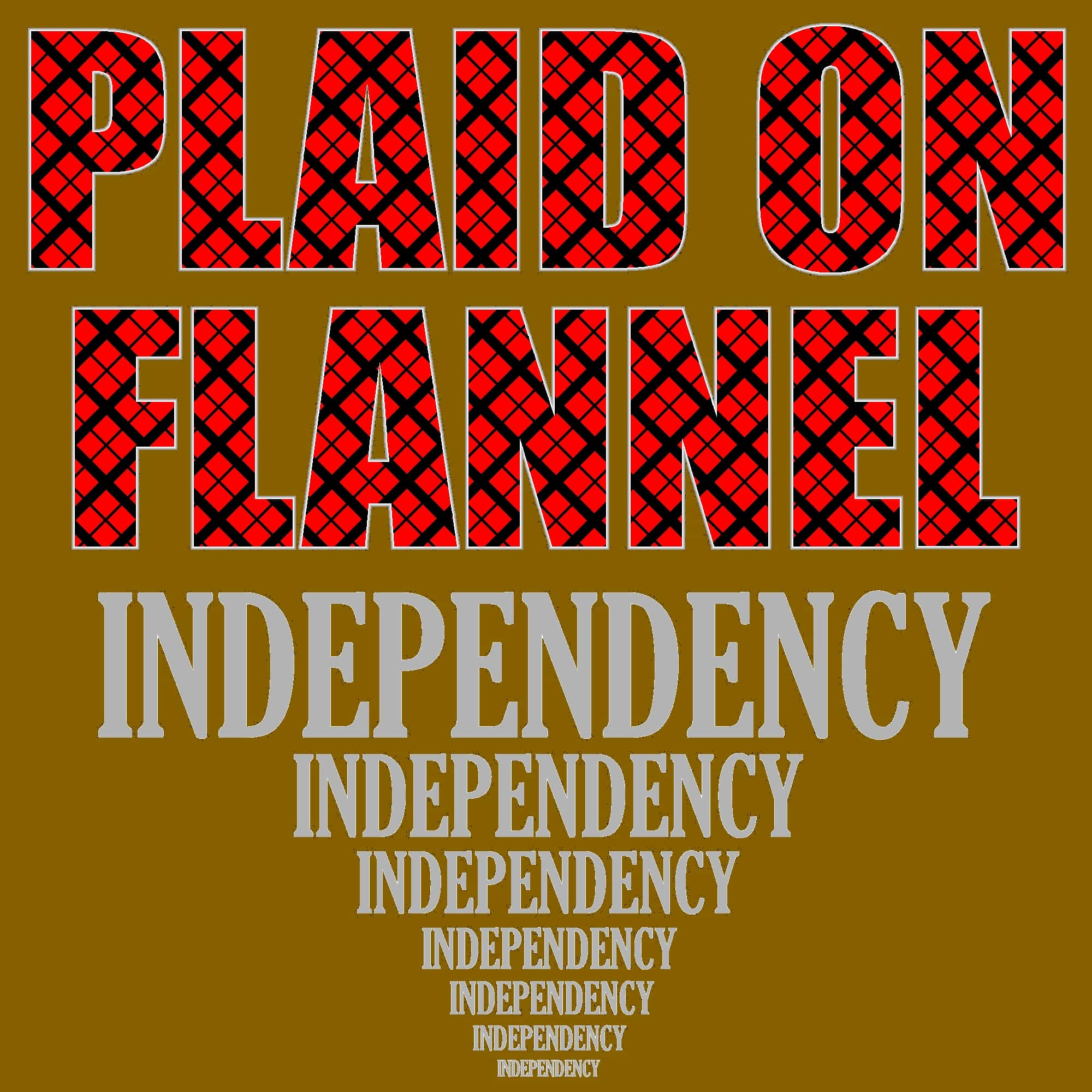 Independency Cover Art - Gold-min