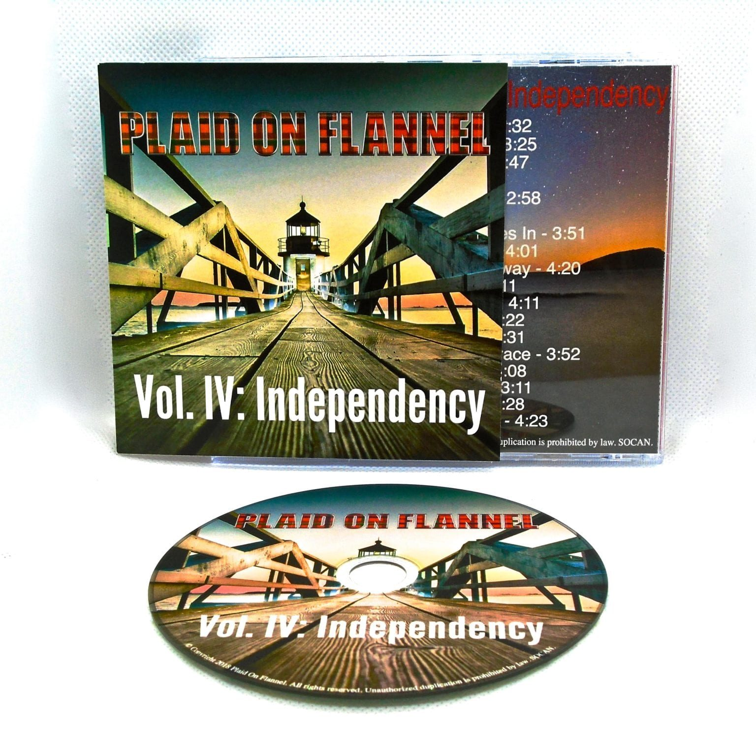 Independency CD 4-min